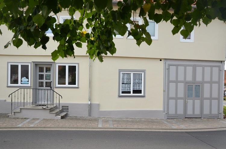 Sanierung eines denkmalgeschützten Hauses